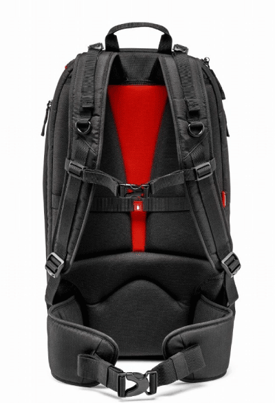 manfrotto aviator d1 backpack review