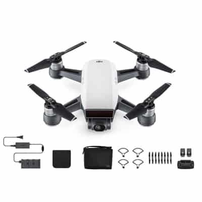 dji spark fly more bundle