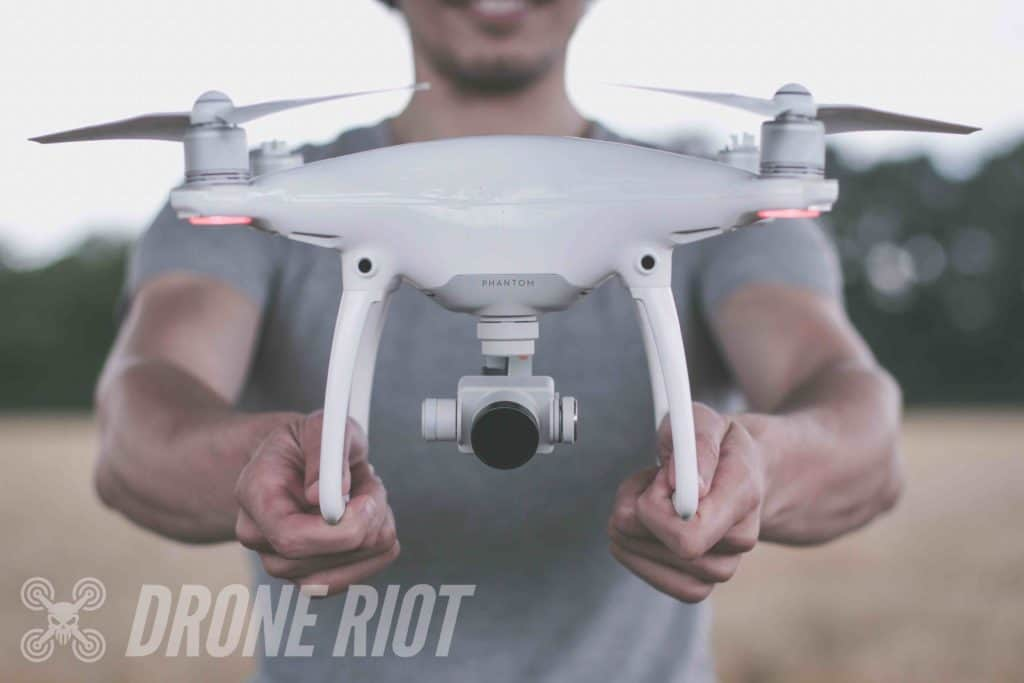 Phantom 4 Advanced Review